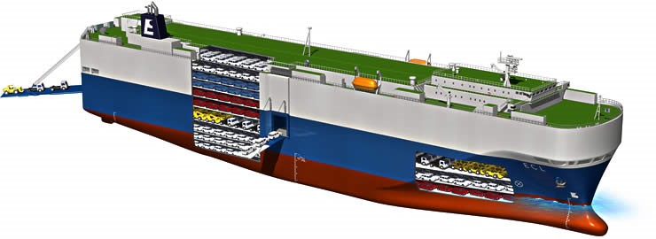 ECL Vessel's design:ECL(Hong Kong)Ltd